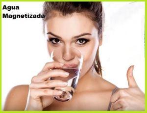beneficios del agua magnetizada