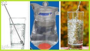 como preparar agua magnetizada en casa