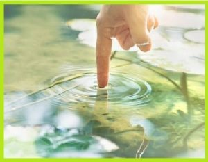 como se magnetiza el agua naturalmente