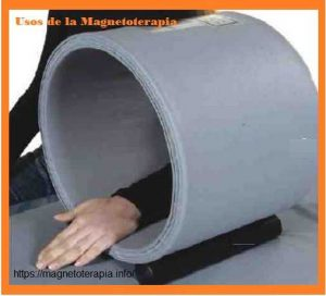 usos de la magnetoterapia