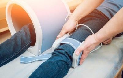 magnetoterapia pata edema oseo